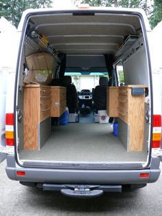 2006 Sprinter Conversion - For Work or Play - Expedition Portal