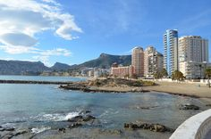 Calpe Beach, Costa Blanca, Spain | Flickr - Photo Sharing!
