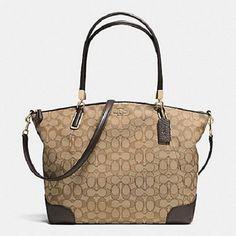 NWT COACH KELSEY SATCHEL SHOULDER BAG CROSSBODY BAG IN SIGNATURE CANVAS f36220…
