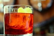a trio of whiskey drinks from Valet: the Brown Derby, the Old Pal and the Kentucky Cider