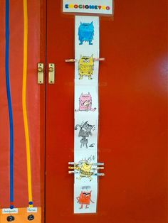 Monster Emotions, take a tally Emotions Preschool, Preschool Education, Teaching Resources, Classroom Displays, Classroom Themes, Montessori Activities, Activities For Kids, Social Emotional Activities, Feelings And Emotions