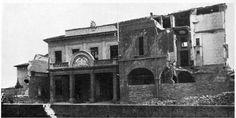 Bologna 1944. Resti dell'ospedale Maggiore, in via Riva di Reno.