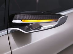 Ford Vertrek Concept Side view camera