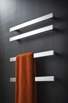 bathroom bathroom towel racks with orange towel in amazing and luxury bathroom design ideas installing bathroom towel racks bathroom towel bar