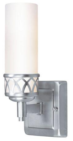 Livex Lighting Westfield Brushed Nickel Bath 4721-91