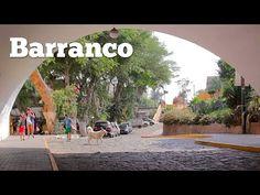 Paseando por Barranco (Lima - Perú) - YouTube