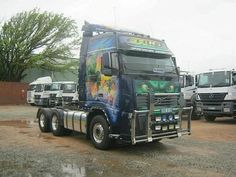 2009 VOLVO FH16-610, 6X4 T/T, With One Of A Kind Paint Job and Low Mileage. for sale | Commercial Trader