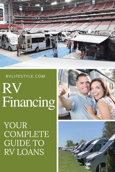 RV sales are booming these days like we haven't seen in years. But knowing the ins and outs RV financing and RV loans can be a daunting task. Learn all about it right here. Small Campers For Sale, Truck Campers For Sale, Used Rv For Sale, Rv Campers, Class C Motorhomes, Motorhomes For Sale, Rv Travel, Adventure Travel, Rv Store