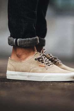 fc65b1997f5f The latest VANS Era Decon CA in  raw suede uppers. Available in 3 colorways