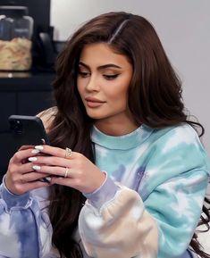Kim Kardashian Kylie Jenner, Looks Kylie Jenner, Estilo Kylie Jenner, Kylie Jenner Style, Kylie Travis, Iranian Beauty, Kylie Makeup, World Most Beautiful Woman, Celebs