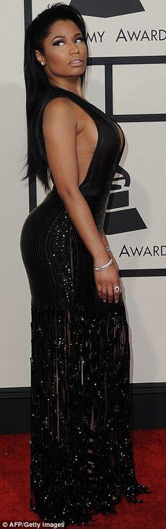 Beyonce, Ariana Grande, Madonna and Nicki Minaj at Grammy Awards Nicki Minaj, Beautiful Black Women, Beautiful People, Rapper Delight, Bae, Celebrity Look, Elegant Outfit, Beautiful Celebrities, Beyonce