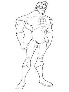 Hal Jordan Green Lantern Darryl Banks Comics x DC Green