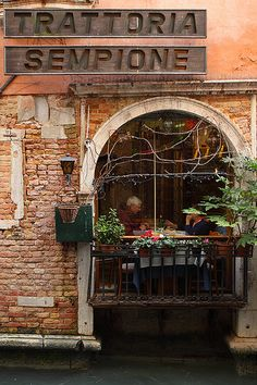 There are few greater pleasures than a simple, rustic meal washed down with a glass of house wine--shared with a beloved travel companion(s), of course! #Italy - RentVillas.com