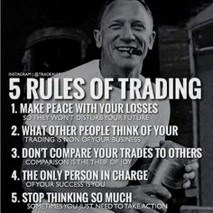 5 Rules Of Trading Forex Nadex iTrade daytrading Forex Trading Basics, Forex Trading System, Forex Trading Strategies, Online Trading, Day Trading, Show Me The Money, Make More Money, Quick Money, Money Fast