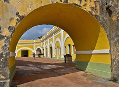 El Morro, Old San Juan, Puerto Rico.   Flickr - Photo Sharing!