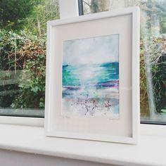 The Retreat #irishartists #seascape #irishartist Frame, Artist, Instagram, Home Decor, Picture Frame, Decoration Home, Room Decor, Frames, Hoop