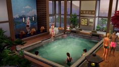 Sims 3 Pc, The Expanse, City, Outdoor Decor, Community, Homes, Houses, Cities, Home