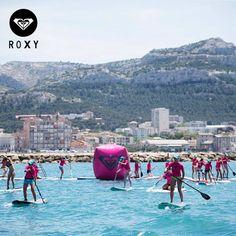 Los deportes al aire libre nos encantan #ChicasROXY #PaddleSurf  #Colombia #Vacaciones #ROXY