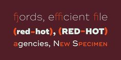 Ridley Grotesk™ - Webfont & Desktop font « MyFonts
