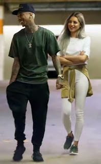 Welcome to Yahya Mubarak's blog: Tyga Spends Time With Kylie Jenner Look-Alike Val ...