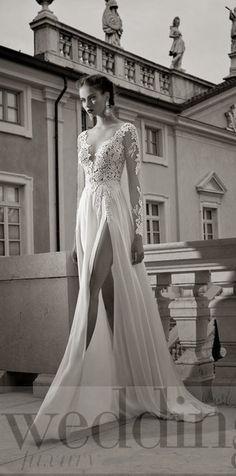 Collezione sposa inverno 2014 Berta: abiti da sposa sofisticati, sensuali ed eccezionalmente femminili. | Weddings Luxury