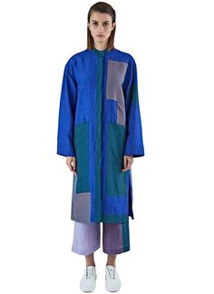 Acne Studios Clouet Li Long Shirt Dress | LN-CC
