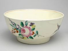 Punch Bowl UNKNOWN ENGLISH (ENGLISH) C. 1780