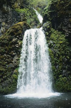 water falls---love. should def find new cliff jumping spots