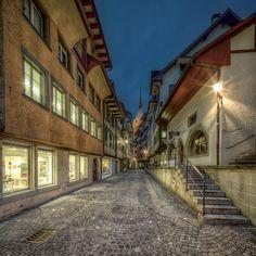 Old Town Zug, Switzerland