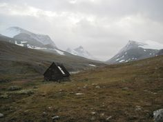 Hikers Hut in Kungsleden, Sweden. Submitted byLucas Warford.