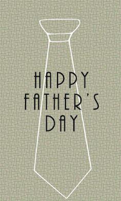 Happy Father's Day e-card