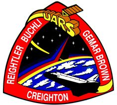Image from http://history.nasa.gov/patches/shuttle/STS-48.jpg.
