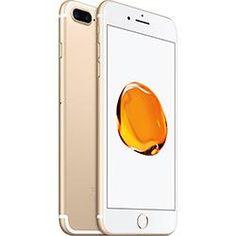 """iPhone 7 Plus 256GB Dourado Tela 5.5"""" iOS 10 4G Câmera 12MP - Apple por R$ 4.899,00"""