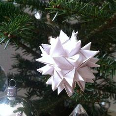 Design by Dalkær: Stor flettet julestjerne
