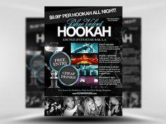 Premier Nightclub Free Flyer Template HttpsNoobworxComStore