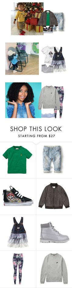 """""""Thursday// photo shoot library mall"""" by thecollinfamily ❤ liked on Polyvore featuring Zara, Vans, Timberland, Lipsy, NIKE and adidas Originals"""