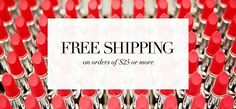 Http://Love4beauty.avonrepresentative.com Get FREE SHIPPING on your $25 order with code: SHIP2ME at my Avon eStore! #AvonRep #love4beauty