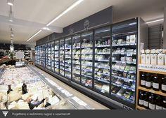 #progettazione #puntovendita #foodretail #supermercato #market #operedili