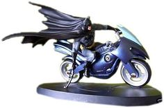 DC Comics Super Hero Collection Special Batman and the Batcycle -- You can find more details by visiting the image link. Dc Comics Art, Comic Art, Image Link, Batman, Statue, Superhero, Amazon, Awesome, Check