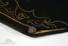 Folklore, Norway, Zip Around Wallet, Museum, Fashion, Traditional, Embroidery, Moda, Fashion Styles