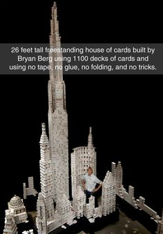 A Castle Of Cards