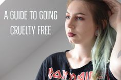 Thinking of switching your makeup to cruelty free? I've created an easy 3 step guide on making the switch to help you out, you can do it!