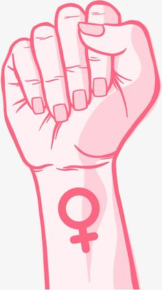 'girl power' Sticker by livdawn Aesthetic Women, Summer Aesthetic, Aesthetic Girl, Feminist Quotes, Feminist Art, Posca Art, I Love Girls, Pink Walls, Power Girl