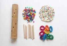 Picture of Brain-Storm : DIY Build a Rainstick Experiment Kit