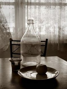 Still life by Josef Sudek