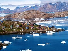kulusuk greenland - Google Search