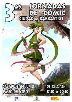 III Jornadas de cómic Ciudad de Barbastro