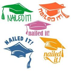 Nailed It SVG Cuttable Designs Cuttable Design Cut File. Vector, Clipart, Digital Scrapbooking Download, Available in JPEG, PDF, EPS, DXF and SVG. Works with Cricut, Design Space, Sure Cuts A Lot, Make the Cut!, Inkscape, CorelDraw, Adobe Illustrator, Silhouette Cameo, Brother ScanNCut and other compatible software.