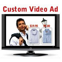 90 Sec. Custom HD Video Commercial