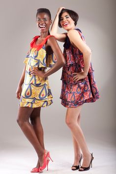 "Me & My Girlfriend - Funky Fashions - African Designers & Models - Funk Gumbo Radio: http://www.live365.com/stations/sirhobson and ""Like"" us at: https://www.facebook.com/FUNKGUMBORADIO"